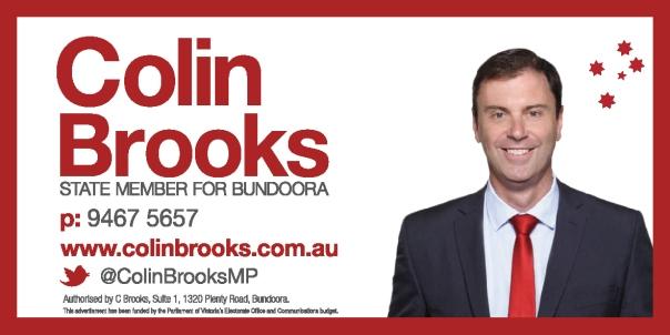 Colin Brooks