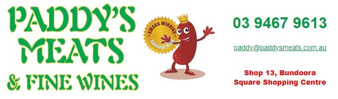 BPTJFC Bundoora Park ThunderBolts JFC Paddy's Meats Bundoora