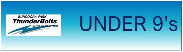 Bundoora Park Thunderbolts Under 9